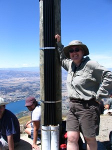 Yes, I made it to the top of Roy\'s Peak, and here\'s the proof!